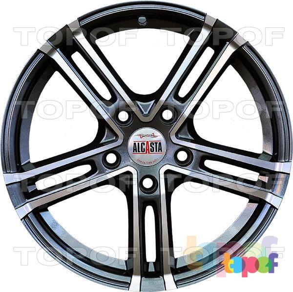 Колесные диски Alcasta M06