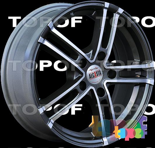 Колесные диски Alcasta M06. Изображение модели #2