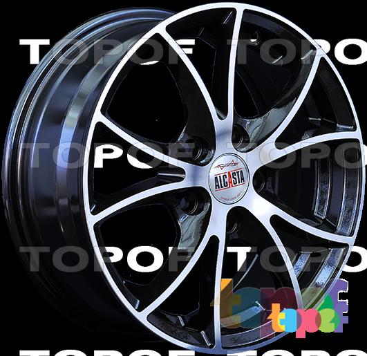 Колесные диски Alcasta M07. Изображение модели #2