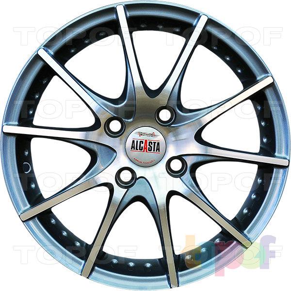 Колесные диски Alcasta M08