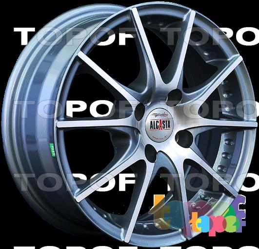 Колесные диски Alcasta M08. Изображение модели #2