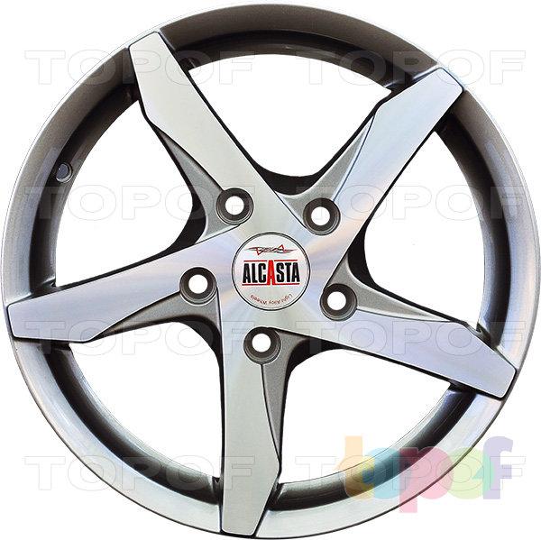 Колесные диски Alcasta M09