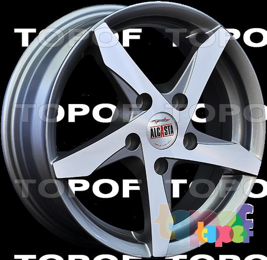 Колесные диски Alcasta M09. Изображение модели #2
