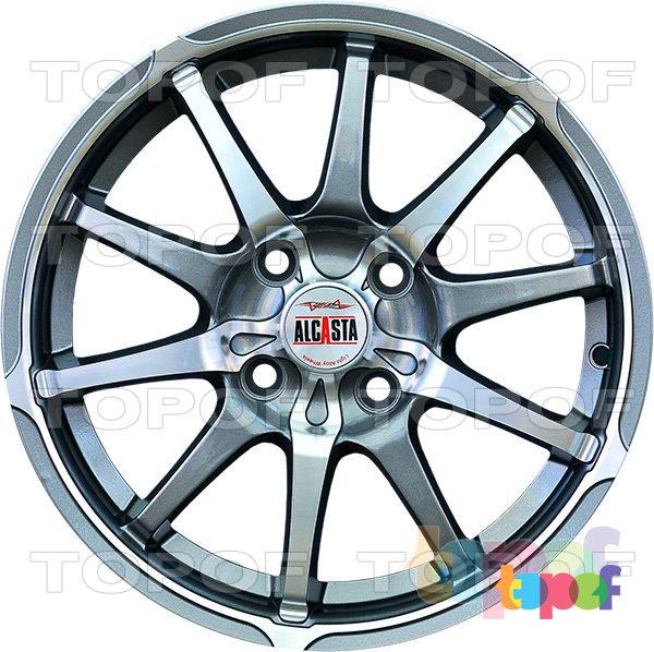 Колесные диски Alcasta M10