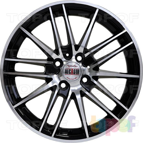 Колесные диски Alcasta M16. Изображение модели #1