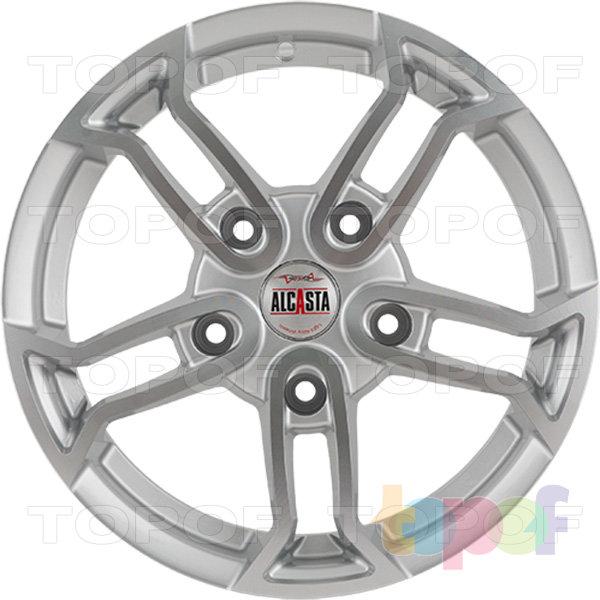Колесные диски Alcasta M18. Цвет SF