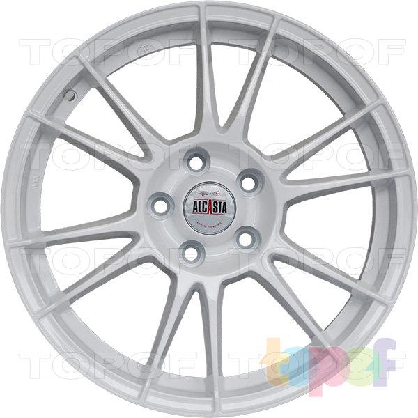 Колесные диски Alcasta M20