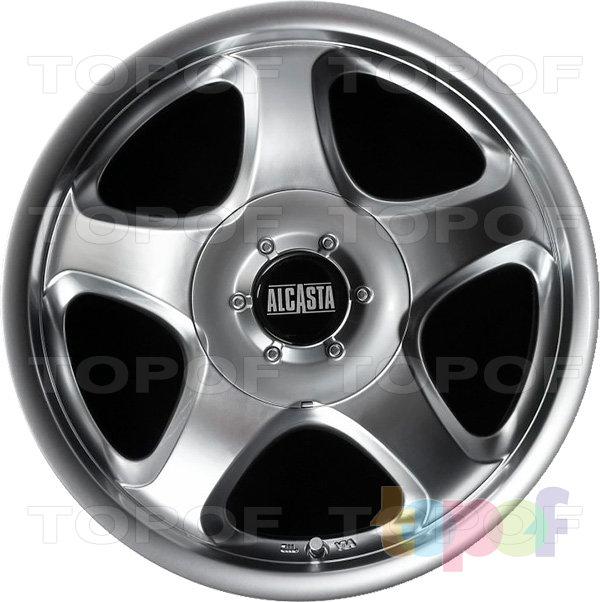 Колесные диски Alcasta WK-122. Изображение модели #1