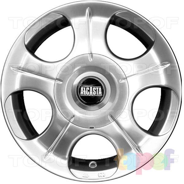 Колесные диски Alcasta WK-125. Изображение модели #1