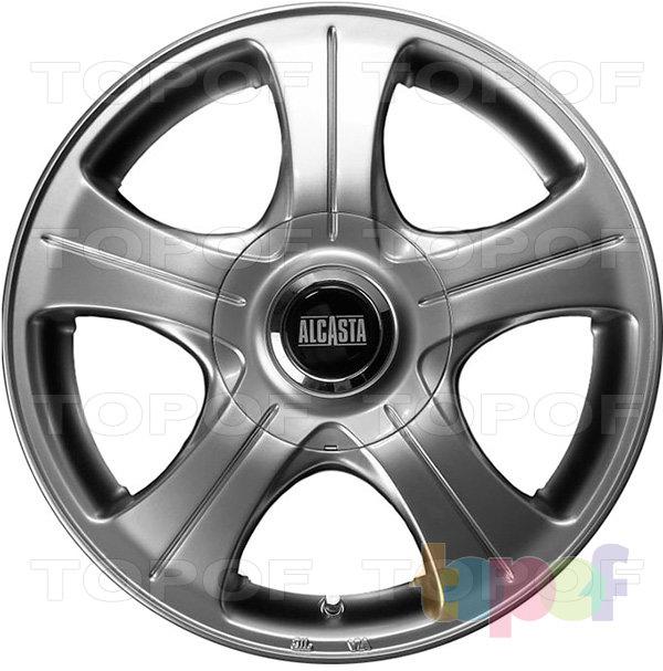 Колесные диски Alcasta WK-146. Изображение модели #1