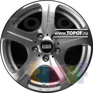Колесные диски Alcasta WK-167