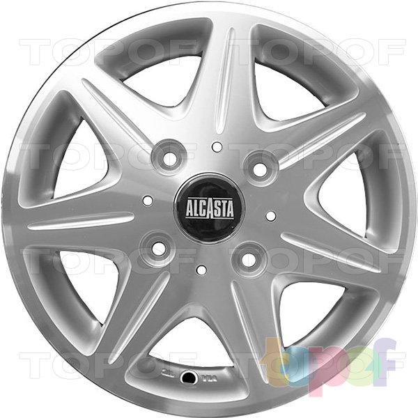 Колесные диски Alcasta WK-190