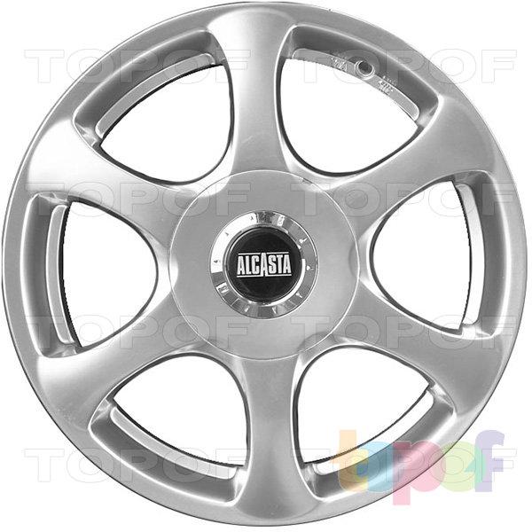 Колесные диски Alcasta WK-191. Изображение модели #1