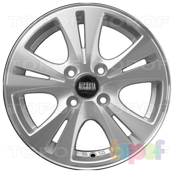 Колесные диски Alcasta WK-200