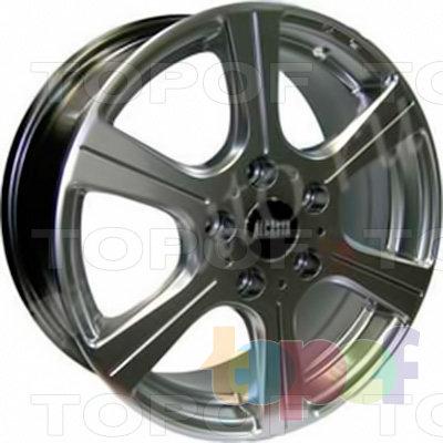 Колесные диски Alcasta WK-244