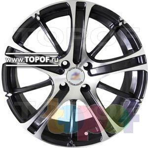 Колесные диски Aleks F5103. Изображение модели #1
