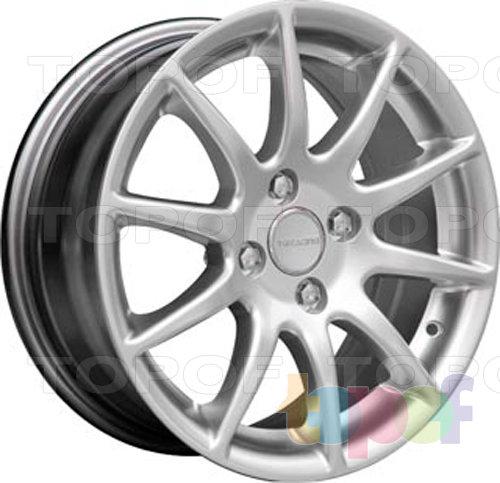 Колесные диски Aleks LZ160. Изображение модели #2