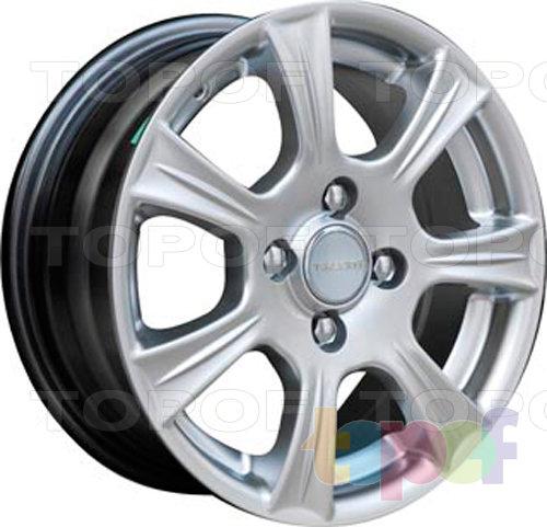 Колесные диски Aleks LZ192. Изображение модели #1