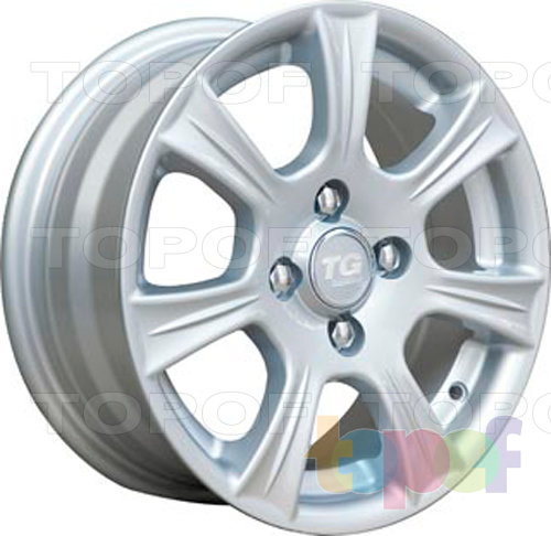 Колесные диски Aleks LZ192. Изображение модели #2