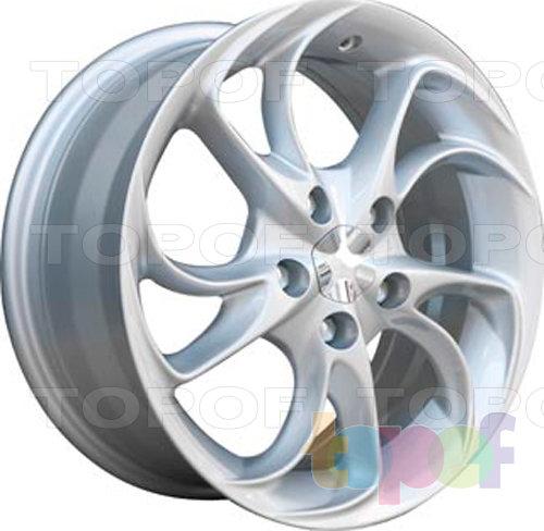 Колесные диски Aleks LZ199. Изображение модели #1