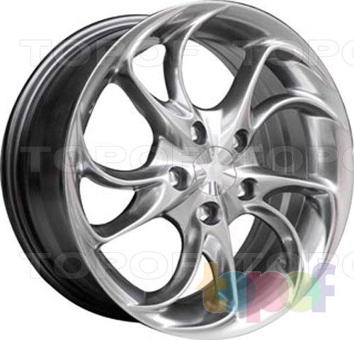 Колесные диски Aleks LZ199. Изображение модели #2