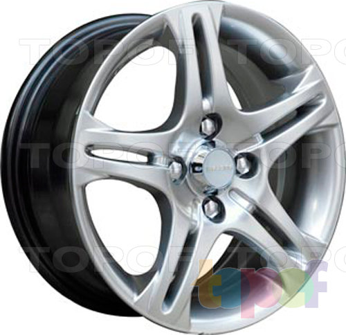 Колесные диски Aleks LZ205. Изображение модели #2