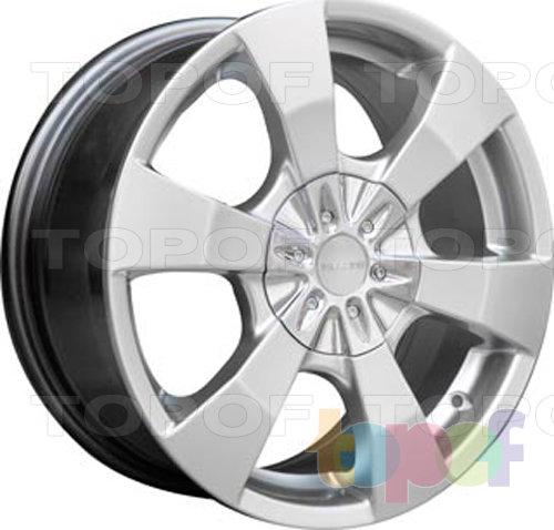 Колесные диски Aleks LZ206. Изображение модели #1