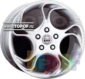 Колесные диски Alessio America. Изображение модели #1