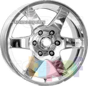 Колесные диски Alessio Cobra. Изображение модели #2
