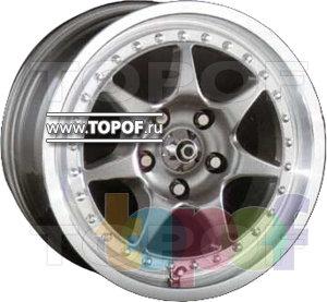 Колесные диски Alessio Dakar. Изображение модели #1