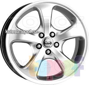 Колесные диски Alessio Mirage. Изображение модели #1
