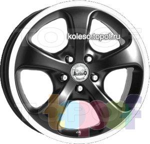 Колесные диски Alessio Mirage. Изображение модели #2