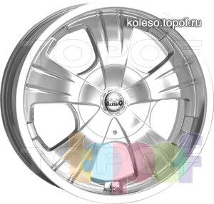 Колесные диски Alessio Modena. Изображение модели #1