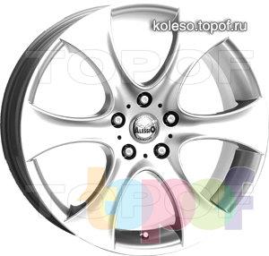 Колесные диски Alessio Mondial