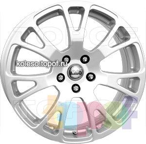 Колесные диски Alessio Smeraldo 'sl'. Изображение модели #1