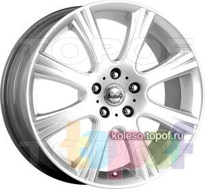 Колесные диски Alessio Stratos. Изображение модели #1