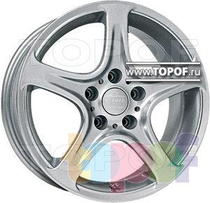 Колесные диски AllTech Punto. Изображение модели #1