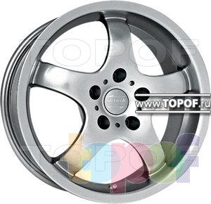 Колесные диски AllTech Scato. Изображение модели #1