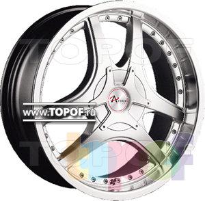 Колесные диски Alster Ruhr. Изображение модели #1