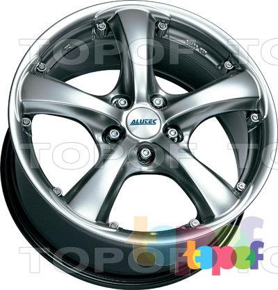 Колесные диски Alutec Blade. Изображение модели #2