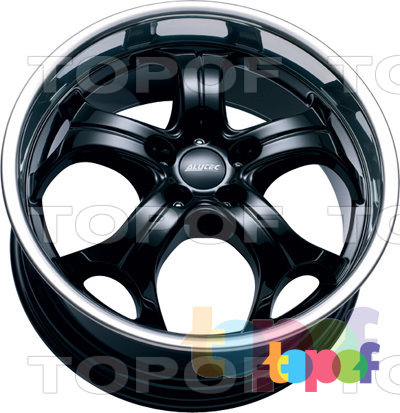 Колесные диски Alutec Boost. Изображение модели #2