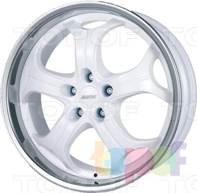 Колесные диски Alutec Boost. Изображение модели #3
