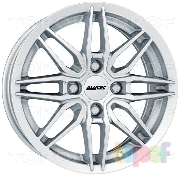 Колесные диски Alutec Burnside. 4 посадочных отверстия. Серебристый