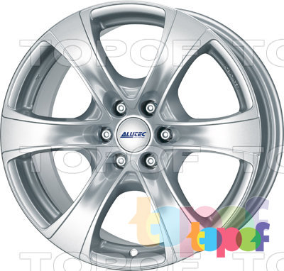 Колесные диски Alutec Dynamite. Изображение модели #3