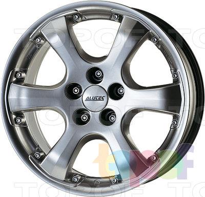 Колесные диски Alutec Leon