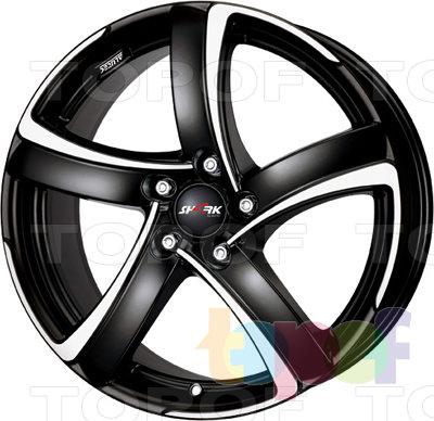 Колесные диски Alutec Shark. Изображение модели #1