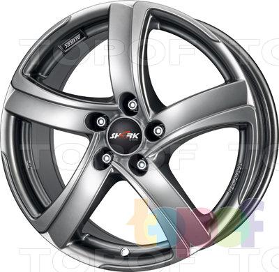 Колесные диски Alutec Shark. Изображение модели #4