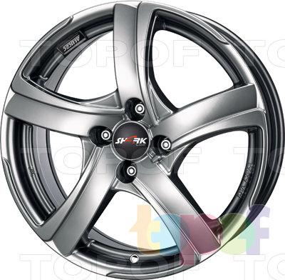 Колесные диски Alutec Shark. Изображение модели #5