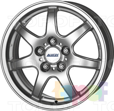 Колесные диски Alutec Spyke. Изображение модели #1
