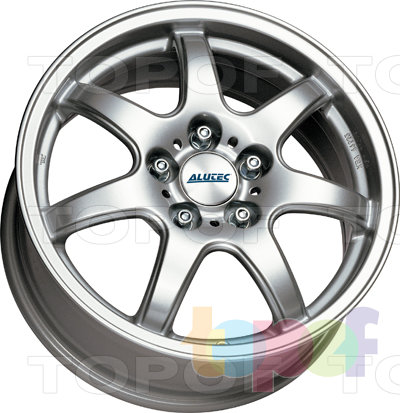 Колесные диски Alutec Spyke. Изображение модели #2